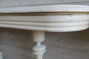 Paire console blanche atelier redoules (25)