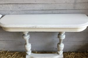Paire console blanche atelier redoules (6)