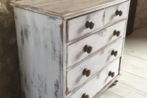 COMMODE ANGLAISE BLANCHE (1)