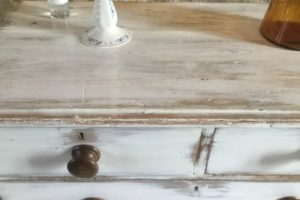 COMMODE ANGLAISE BLANCHE (2)