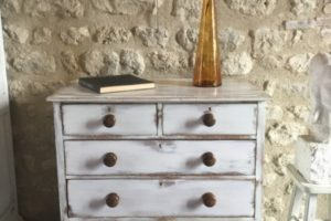 COMMODE ANGLAISE BLANCHE (4)