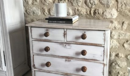 COMMODE ANGLAISE BLANCHE (6)